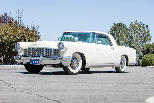 <b>1956 Lincoln Continental Mark II Coupe</b><br /> Chassis no. C5613262