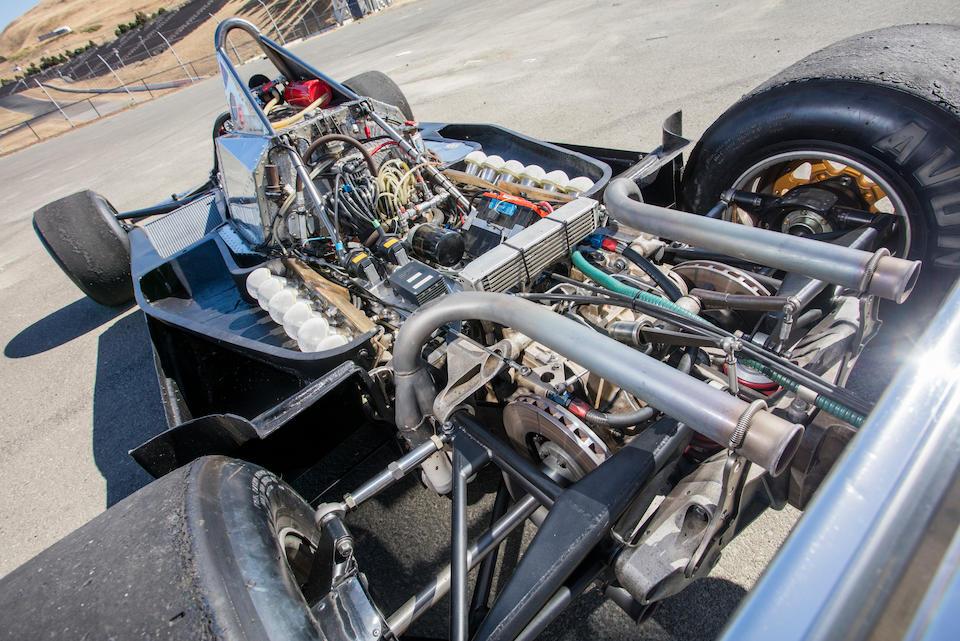 <b>1980 Ferrari 312 T5 Single Seater Formula 1</b><br /> Chassis no. 046<br /> Engine no. 066