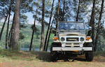 <b>1979 Toyota Land Cruiser BJ40 Convertible</b><br /> Chassis no. BJ40-042089