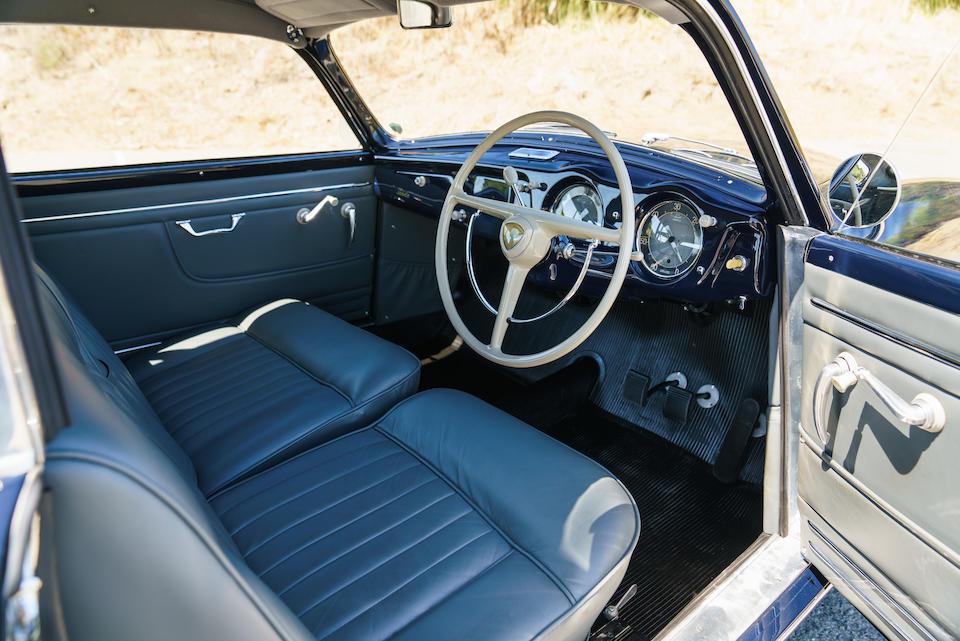 <b>1952 Lancia Aurelia B20 GT 2nd Series Coupe</b><br />Chassis no. B20 1580<br /> Engine no. 1685