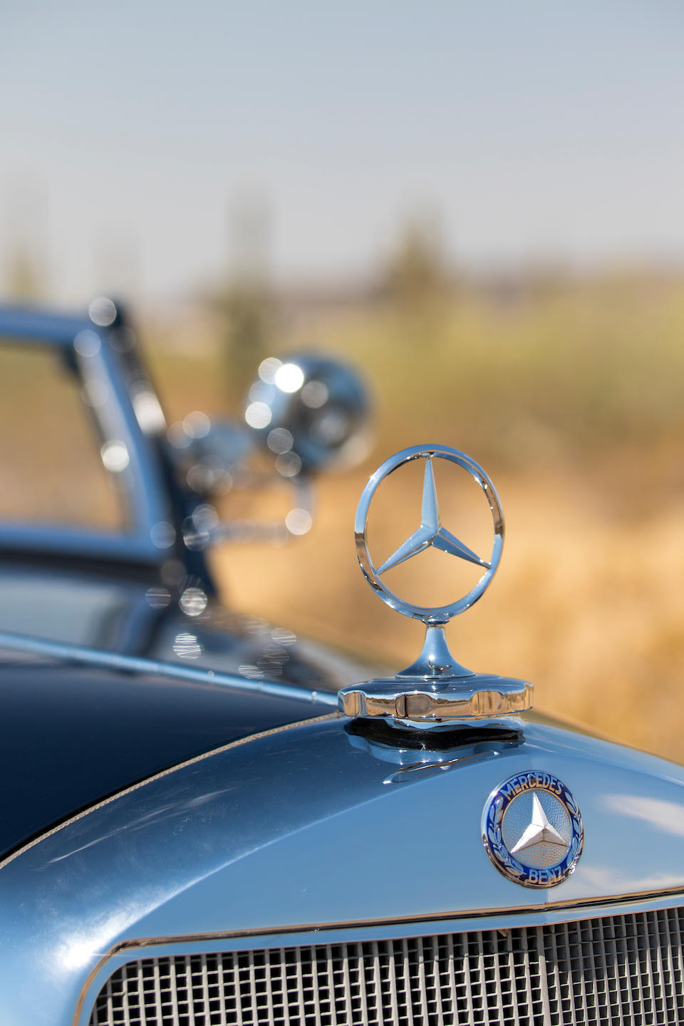 <b>1938 Mercedes-Benz 320 Cabriolet</b><br />Chassis no. 191150