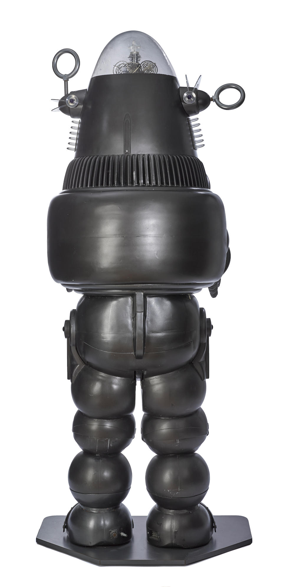 Bonhams : The iconic original Robby the Robot suit and Jeep from