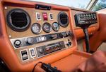 <b>1978 Maserati Khamsin</b><br /> Chassis no. AM120-1224 <br />Engine no. AM120-1224
