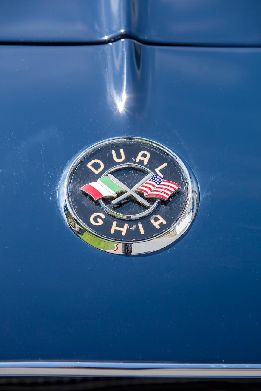 <b>1958 Dual-Ghia Convertible</b><br />  Chassis no. 197