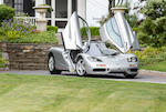 <b>1995 Mclaren F1</b><br /> Chassis no. SA9AB5AC5S1048044<br /> Engine no. 61121 6070 0992
