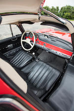 <b>1955 Mercedes-Benz 300SL Gullwing</b><br /> Chassis no. 198.040.5500771<br /> Engine no. 198.980.5500295