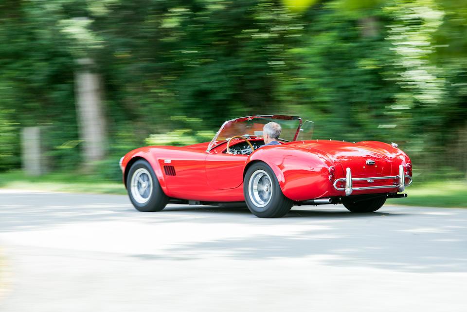 <b>1966 Shelby 427 Cobra</b><br /> Chassis no. CSX 3359