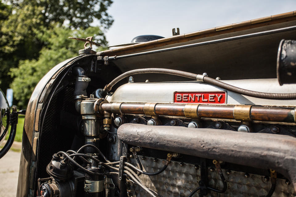 <b>1924 Bentley 3 LITER SPEED MODEL FOUR SEATER TOURER</b><br />Chassis no. 897/780<br />Engine no. 894