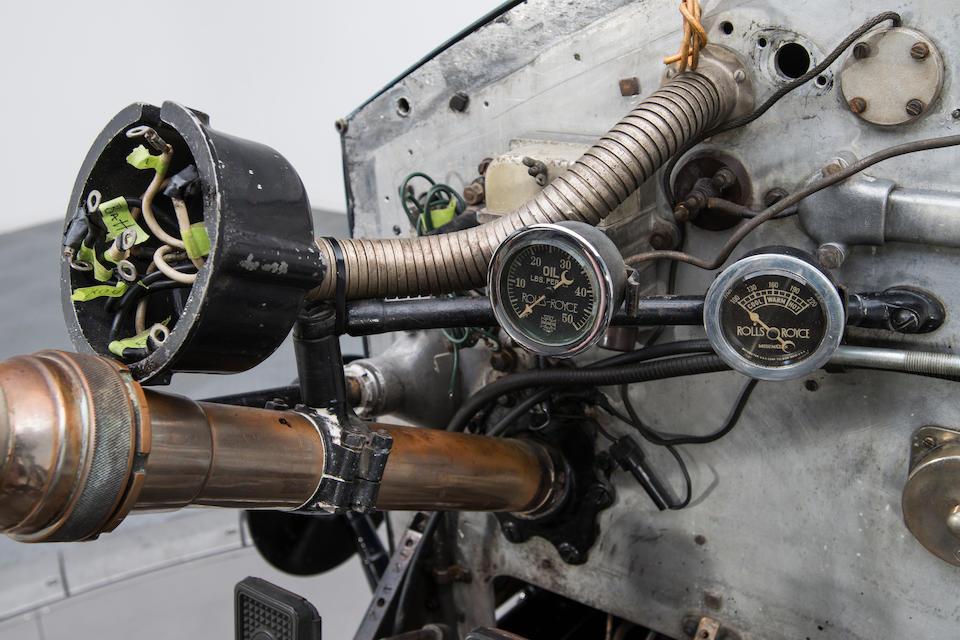 <b>1927 Rolls-Royce 40/50hp Phantom I</b><br />Chassis no. S454FL<br />Engine no. 20546