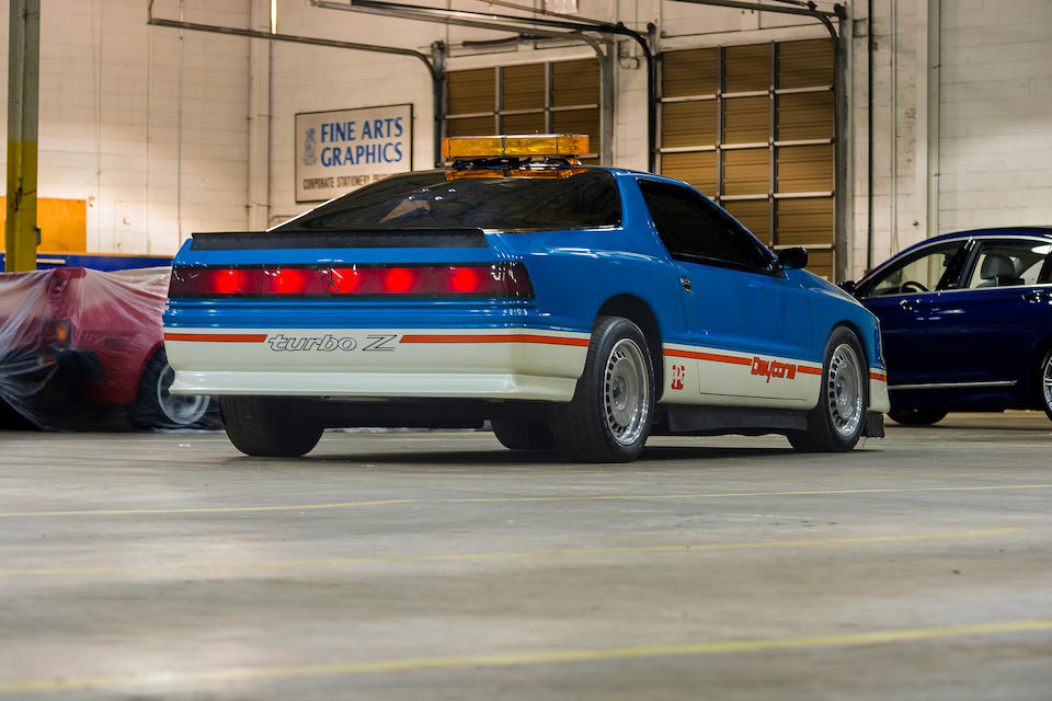 <b>1983 Dodge Datyona PPG Indy Pace Car</b><br />Chassis no. SVI-4055