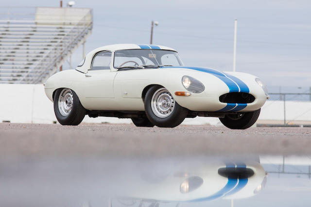 Ex Bob Jane - 1963 Australian GT Championship Winning,1963 Jaguar E-Type Lightweight Competition  Chassis no. S850667 Engine no. V682558P