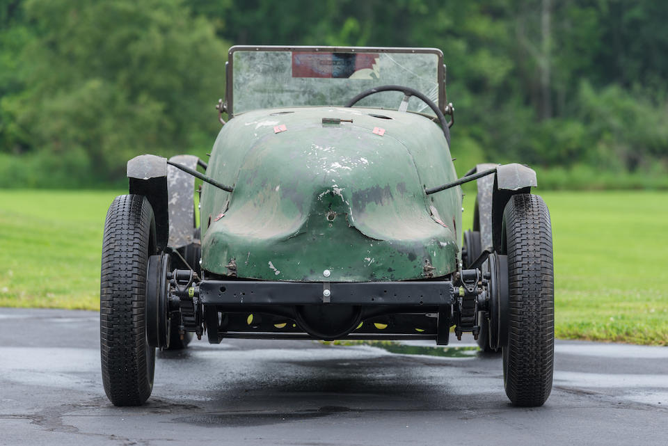 <b>c.1937 Triumph 1.5 Liter Two Seater 'Brooklands' Special</b><br />Engine no. 12/10359