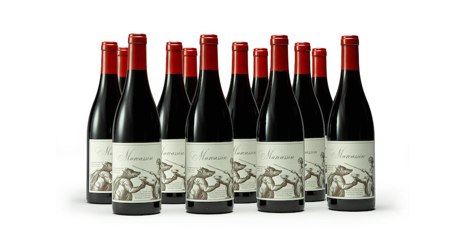 Marcassin Pinot Noir 2010, Marcassin Vineyard (12)