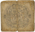 The Dr. Hendon M. Harris Jr. Korean Atlas Collection. [Korea; c.1700 to late 19th Century.]