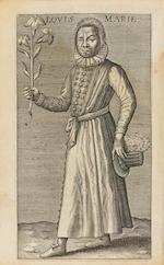 D'ABBEVILLE, CLAUDE. D.1632. Histoire de la mission des peres capucins en l'Isle de Maragnan et terre circonvoisines ou est traicte des singularitez admirables & des meurs merveilleueses des Indiens habitants de ce pais. Paris: Francois Huby, 1614.