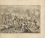 Aa, Pieter van der. 1659-1733. Naaukeurige versameling der gedenk-waardigste zee en land-reysen na Oost en West-Indiën. Leyden: Pieter Vander Aa, 1706-1708.