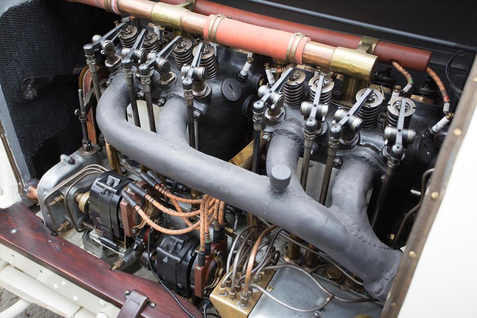 <b>c.1908 BENZ 75/105HP PRINZ-HEINRICH RACEABOUT</b><br />Engine no. 5691