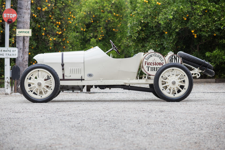 <b>c.1908 BENZ 75/105HP PRINZ-HEINRICH RACEABOUT</b><br />Engine no. 5691