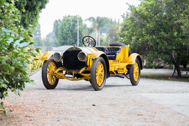 <b>c.1908 MERCEDES-SIMPLEX 65HP TWO SEATER RACEABOUT</b><br />Engine no. 9367