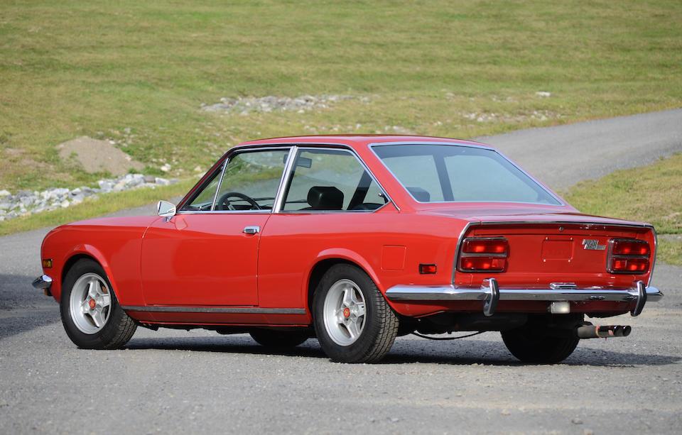 Fiat 124 Coupe >> Bonhams 1972 Fiat 124 Sport Coupechassis No 0191930engine