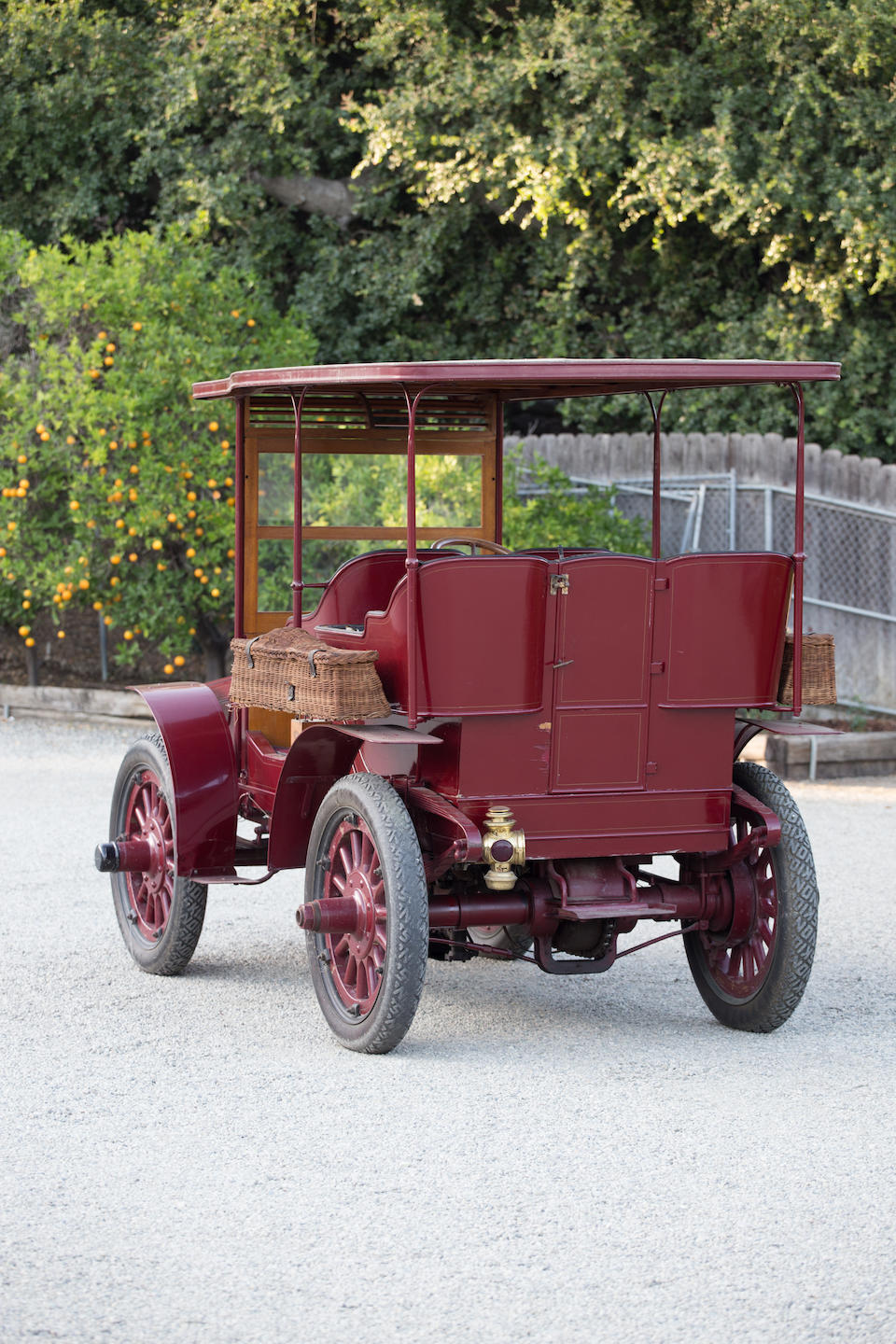 <b>1902 Packard Model G Four-Passenger Surrey</b>
