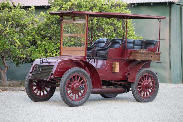 <b>1902 Packard Model G Four-Passenger Surrey</b>