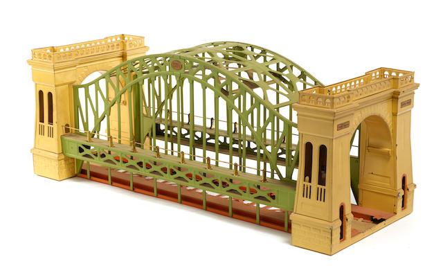 Lionel 300 Standard gauge Hellgate Bridge,