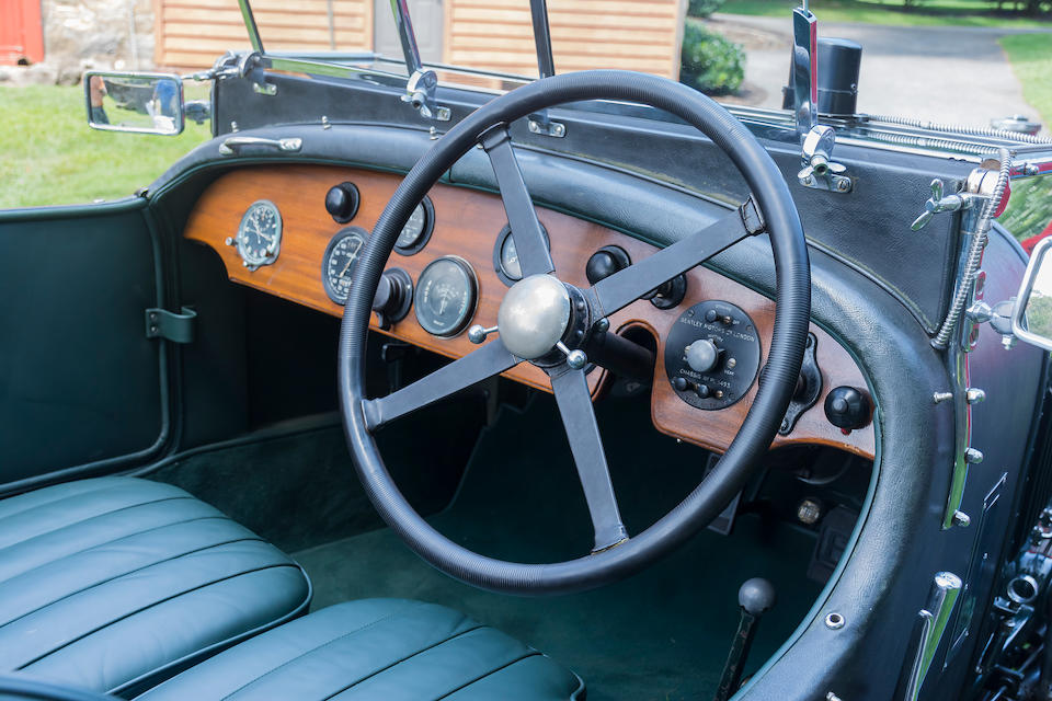 <b>1929 Bentley 4.5 Liter 'Le Mans Replica' Fabric Tourer</b><br />Chassis no. PL 3496<br />Engine no. FB 3307 (See text)