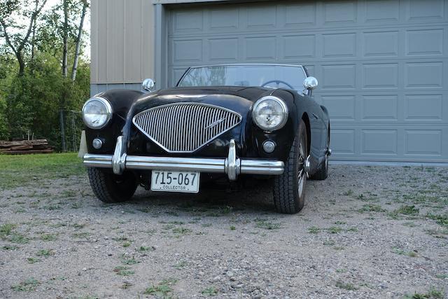 <b>1954 Austin-Healey 100 BN1</b><br />Chassis no. BN1L 158587<br />Engine no. 1B214333M