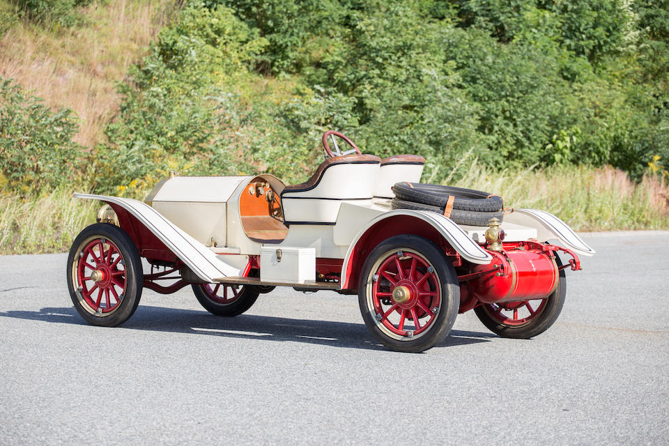 <b>1910 Stoddard Dayton 10C Raceabout/4-Seat Roadster</b><br />Chassis no. 10C214<br />Engine no. 10A302