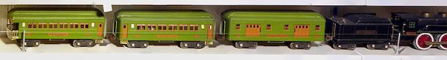 Lionel 384E Standard gauge 2-4-0 'steam' locomotive,