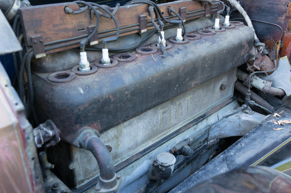 <b>c.1913 Fiat MODEL 56 50HP 7-PASSENGER TOURING</b><br />Chassis no. S1601