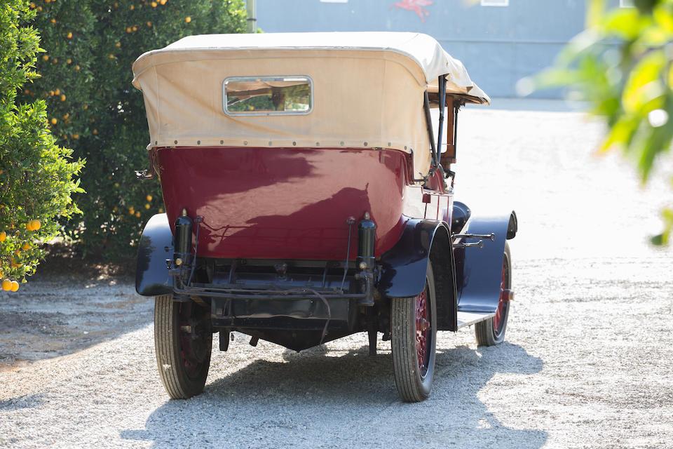 <b>c.1913 Fiat MODEL 56 50HP 7-PASSENGER TOURING</b><br />Chassis no. S1601