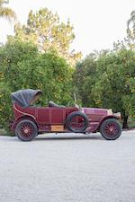 <b>c. 1912 AUSTRO DAIMLER/AUSTRIAN DAIMLER TOURING VICTORIA</b><br />Engine no. 230 (See text)