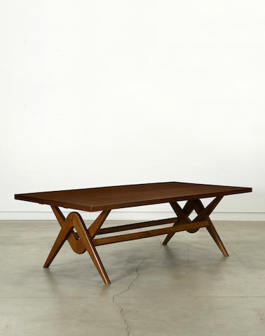 Bonhams Le Corbusier And Pierre Jeanneret - Conference table width