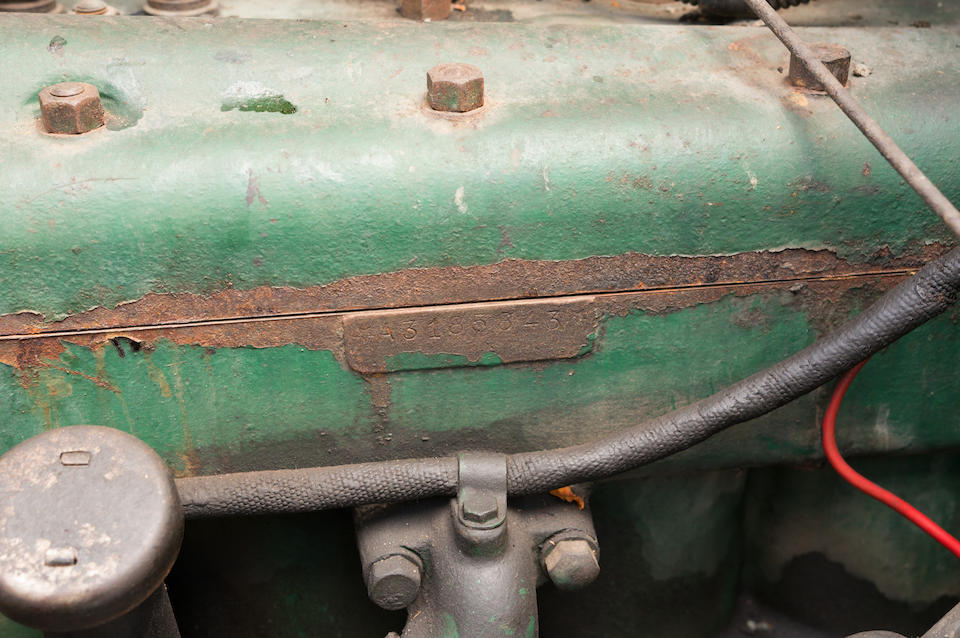 <b>1930 Ford Model AA Flatbed Truck</b><br />Engine no. A3185843