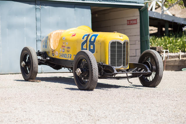 <b>c.1926  Chandler SIX Two-man Racing Car</b>