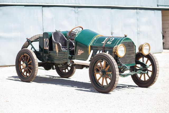 <b>1912 Cadillac Racer</b><br />Engine no. 65002
