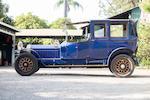 <b>1912 Rolls-Royce 40/50HP OPEN DRIVE LANDAULETTE</b><br />Chassis no. 2169<br />Engine no. 71C