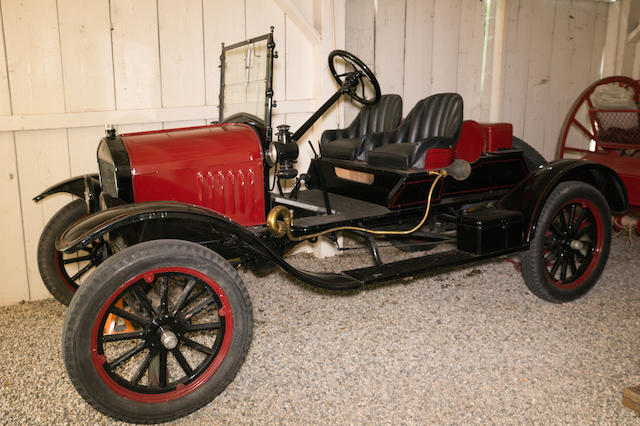 <b>1925 Ford Model T Speedster</b><br />Engine no. 12233544