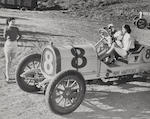 "<b>1910 POPE-HARTFORD MODEL W 50HP ""Racer""</b><br />Chassis no. 8098<br />Engine no. 8098"