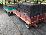 c.1897 Baldwin 0-4-2 Locomotive