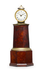 A rare Simon Willard lighthouse timepieceCirca 1820-1822