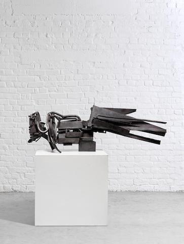 JOHN CHAMBERLAIN (1927-2011) Ballantine, 1957