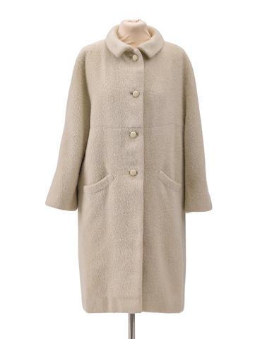 A Marlene Dietrich Balenciaga coat