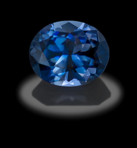Benitoite--The Official State Gemstone of California