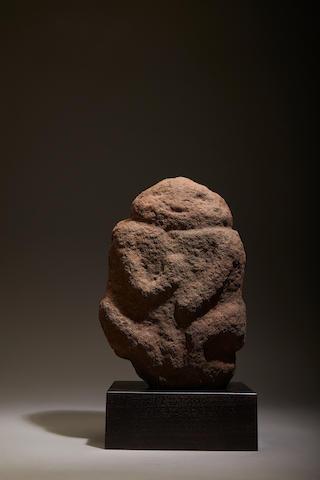 Superb Stone Image, Tahiti