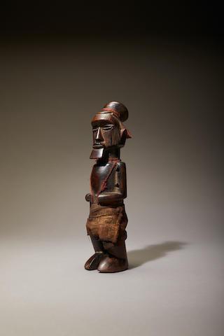 Teke Standing Figure, Democratic Republic of the Congo