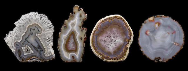 Collection of Agate Slices
