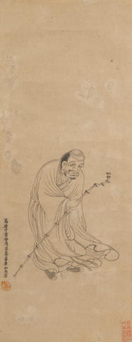 Anonymous (19th century) Luohan